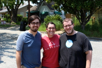 We got to see Ben while we were in Houston! We're so proud of him!