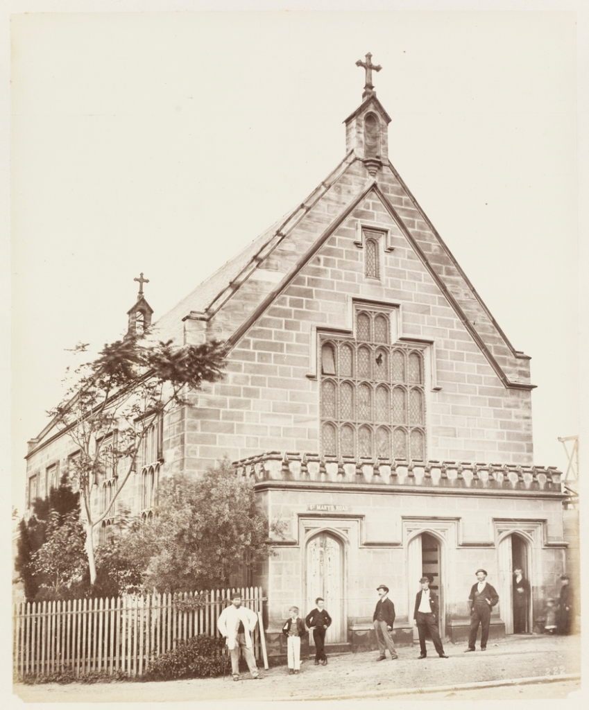 An Early Catholic School