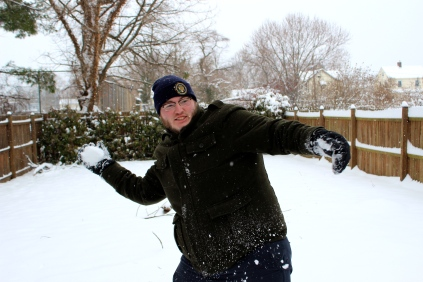 And snowballs...