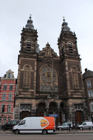 This is the church of St. Nicolas.